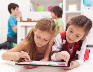 Applications pédagogoiques pour enfants