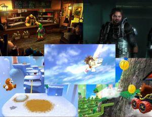 Les meilleurs jeux vidéo Nintendo 3DS
