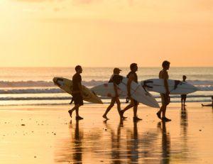 Les meilleurs sport de surf en France