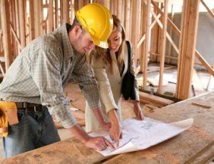 Les métiers du bâtiment