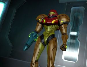 Metroid Other M - Team Ninja ©