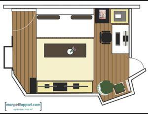 ameublement salon organiser l 39 ameublement de son salon. Black Bedroom Furniture Sets. Home Design Ideas