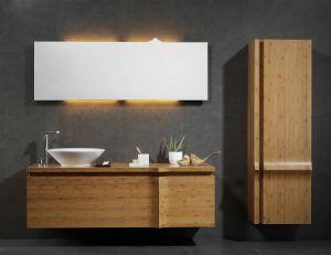 quels meubles choisir pour optimiser l 39 espace d 39 une salle de bain. Black Bedroom Furniture Sets. Home Design Ideas