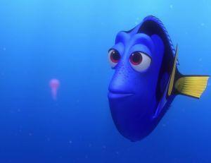"Aperçu du film ""Le Monde de Dory"", prévu pour juin 2016 - Copyright Disney / Pixar"