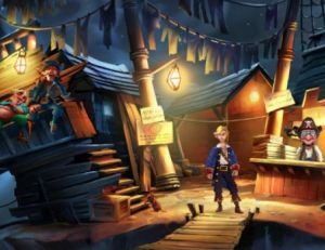 Monkey Island 2 Special Edition - © LucasArts