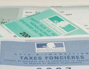Montant des impôts fonciers 2012