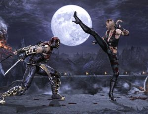 Mortal Kombat © Warner Interactive