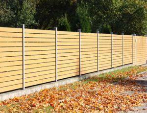 Installer un mur de clôture