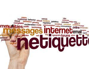 Nétiquette : les règles de politesse du courrier électronique