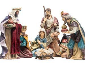 Noël : d'où viennent les santons ?