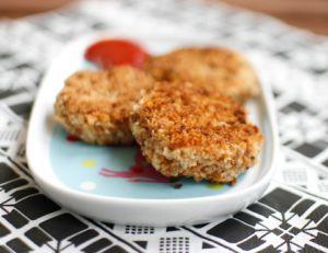 Recette des nuggets de poulet