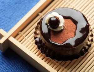 Un dessert appétissant