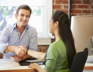 Obtenir une promesse d'embauche
