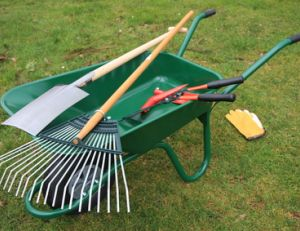 Outils de base pour jardiner