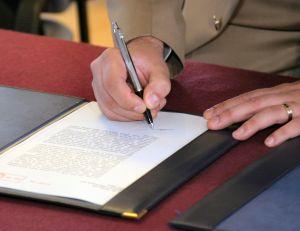 Documents et démarches pour le pacs