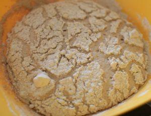 Levée de la pâte à pain