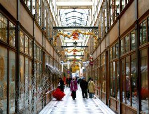 Passage couvert à Paris