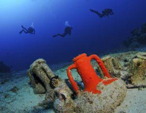 Patrimoine subaquatique : des trésors à préserver