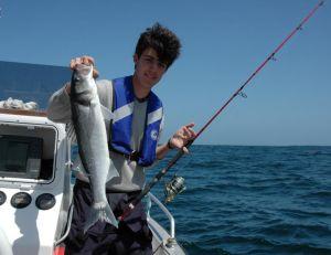 La pêche du bar au leurre souple