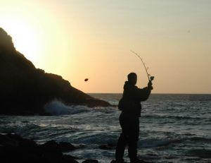 La pêche à la bulle marche très bien les soirs d'été