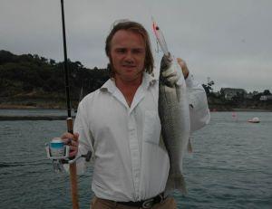 Pêche en estuaire