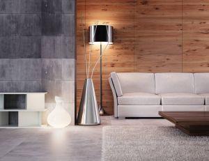Personnaliser la décoration d'un salon avec des lampes à poser / iStock.com -Ivan Wu PI