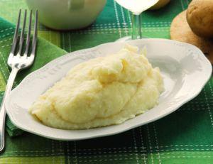 Véritable recette de purée de pommes de terre