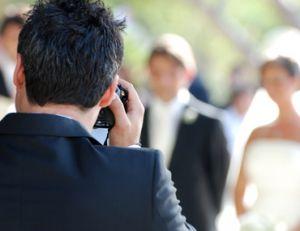 Le choix d'un photographe de mariage