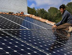 Revendre l'énergie photovoltaïque