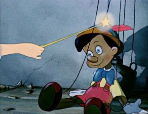 Pinocchio © Walt Disney Productions