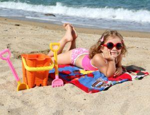 Aller à la plage en toute sécurité avec ses enfants