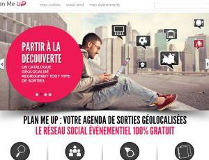 Plan Me Up : découvrir l'agenda social - © Plan Me Up