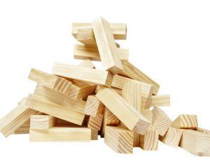 Fabriquez vos jouets avec des planchettes de bois