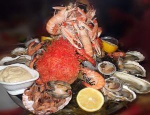 Il n'est pas de bons plateaux de fruits de mer sans au moins une espèce de crabe