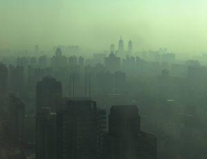 La pollution en Chine atteint des records extrêmement dommageables pour la santé..