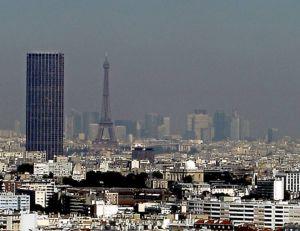 La pollution à Paris et en Île-de-France de nouveau pointée du doigt