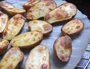 Recette des pommes de terre soufflées au four