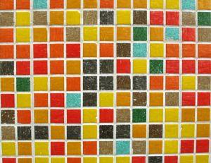 Poser des plaques de mosaïques