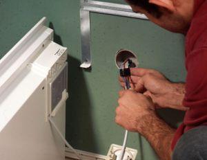 sch ma r gulation plancher chauffant installer un radiateur electrique sur une prise de courant. Black Bedroom Furniture Sets. Home Design Ideas