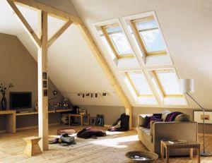 Poser une fenêtre de toit, type Velux®