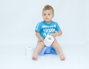 Habituer les enfants au pot