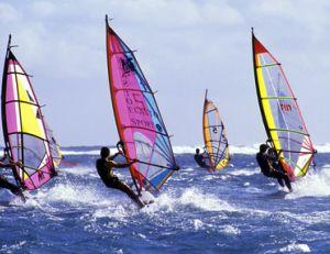 Pratiquer le windsurf en toute sécurité