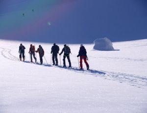 Avalanche : comment réagir face à une avalanche