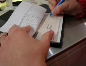 La procédure d'opposition d'un chèque