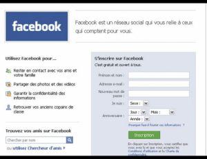 Gérer son profil Facebook