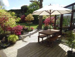 Quelle protection contre le soleil en terrasse ?