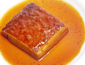 Pudding aux oranges