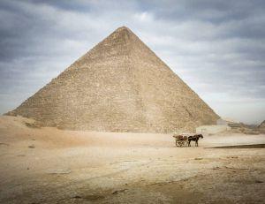 Et si le soleil influait finalement sur la température à l'intérieur de la pyramide ?