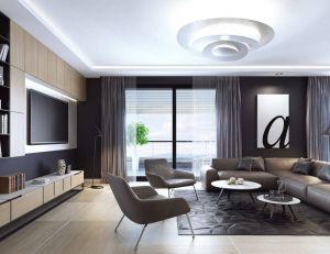 Quels accessoires choisir pour décorer un salon contemporain ? / iStock.com -tulcarion