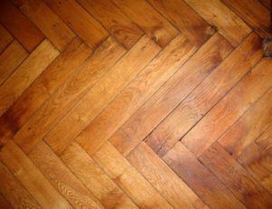 Ragréage d'un plancher en bois